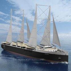 Handelsschiff